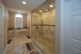 Custom Master Bath