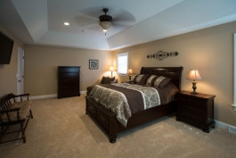 Custom Master Bedroom