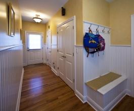 Hallway built-in