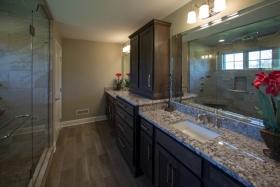 Deerfield ridge model- bathroom