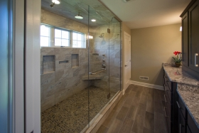 Deerfield ridge model- bathroom