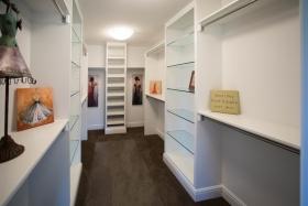 Deerfield ridge model- closet