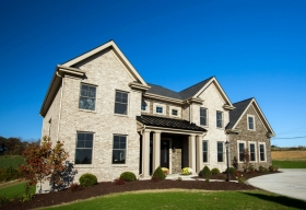 Deerfield ridge model- exterior