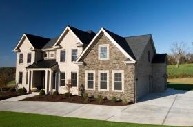 Deerfield ridge model- exterior