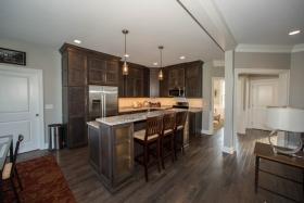 Deerfield ridge model- kitchen
