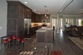 Deerfield ridge model- kitchen