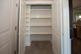 Deerfield ridge model- pantry