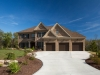 Deerfield Ridge Custom Home Exterior