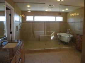 Fairacres Model Bathroom