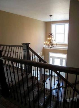 Fairacres Model Stairway