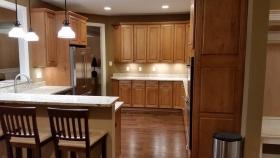 Fairacres Model kitchen