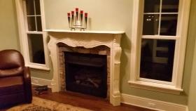 Fairacres Model Fireplace