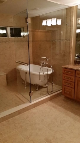 Fairacres Model Bathtub