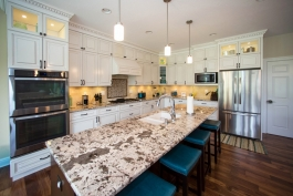 Paragon Homes Kitchen