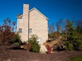 Peters Township Custom Home 1