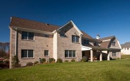 Peters Township Custom Home 24