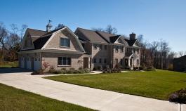 Peters Township Custom Home 26