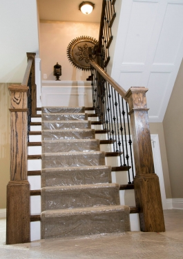 Paragon-Collier-Township-Custom-Homes-Stairs-Windows-7