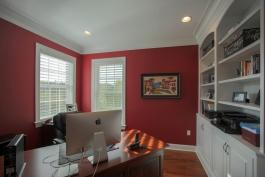 Deerfield Ridge home office