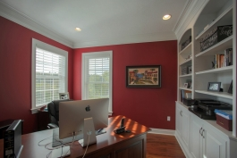Deerfield Ridge home office