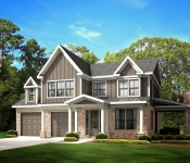 Custom Home Plans Robinson Township