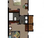 Jack & Jill Floor Plan