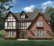 Custom Home Plan Western, PA