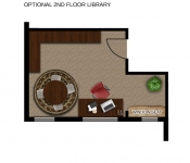Custom Home Floor Plan Library Option