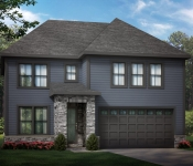 Home Builder Custom Plan Exterior
