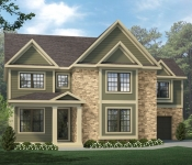 Home Builder Exterior Option