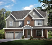 Pittsburgh Metro Area Custom Home Plan