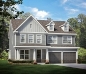 Home Plan Exterior Option