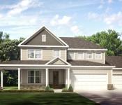 Custom Home Exterior Option