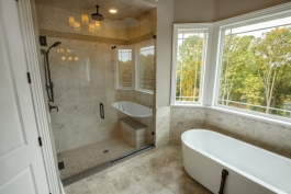 Venango Estates bath