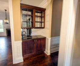 Venango Estates built-in