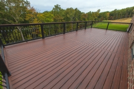 Venango Estates deck