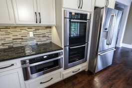 Venango Estates kitchen appliances