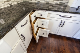 Venango Estates kitchen drawers