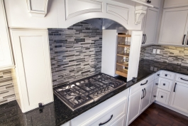 Venango Estates kitchen stove