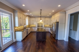 Venango Estates kitchen
