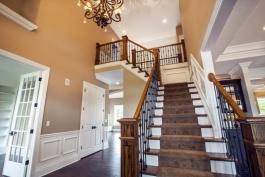 Venango Estates stairway