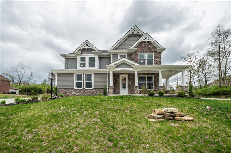 Model home for sale in Walkers Ridge