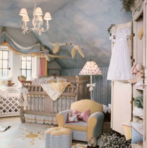 Baby Nursery Design Idea | Paragon Homes