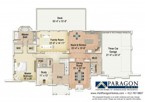 Venango Trails Floorplan