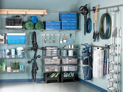 Get Revved Up Garage Organization Tips From Paragon Homes