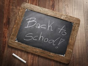 Back to school tips from Paragon Homes Custom Builder