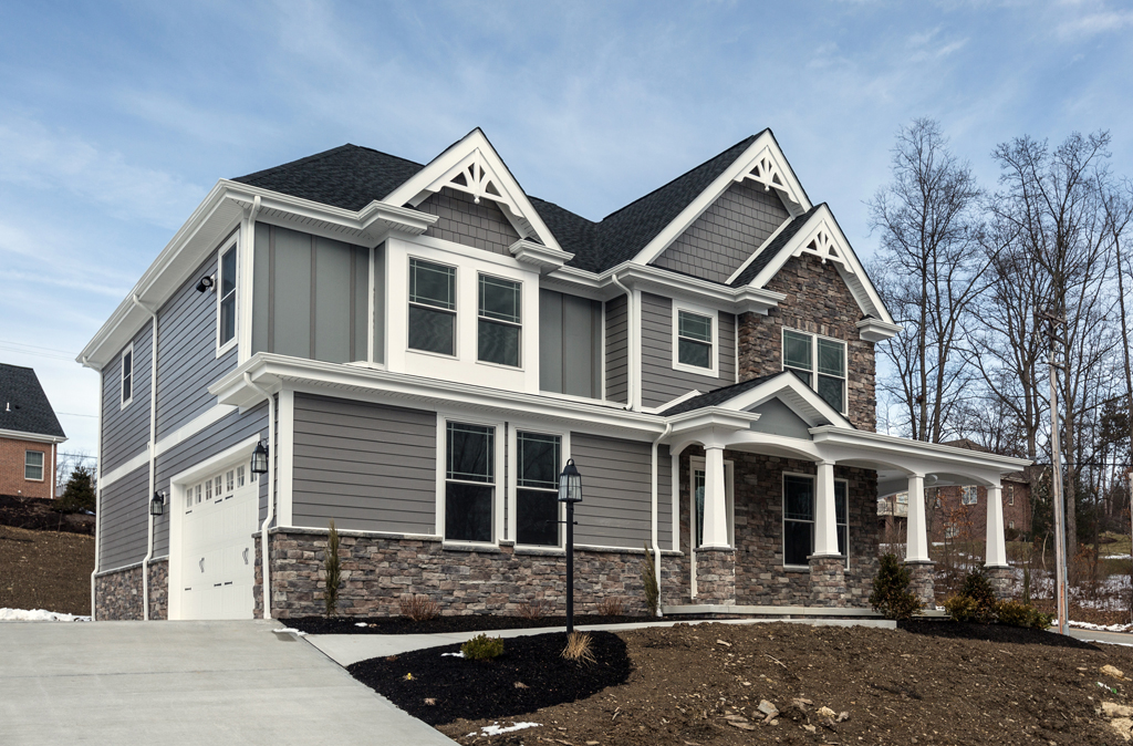 Collier Township PA Custom Home