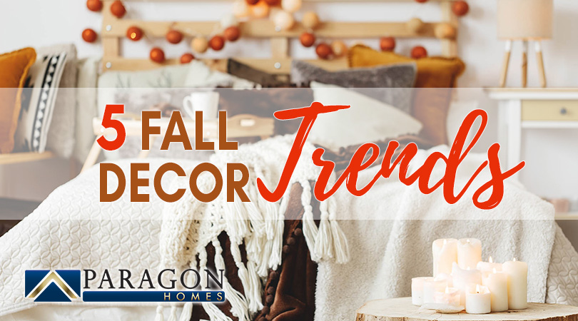 fall decor trends