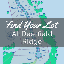 Deerfield Ridge Custom Home Lot