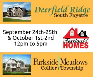 Festival of Homes 2016 Paragon Homes